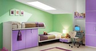 صورة تصميم غرف اطفال
