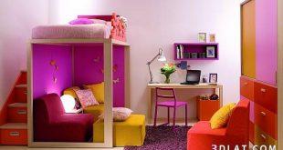 صورة ديكور غرف نوم للبنات المراهقات