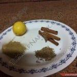 صورة الكمون والليمون للتخسيس مجرب
