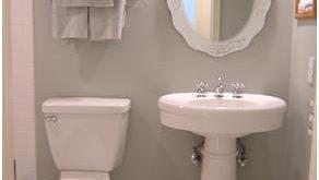 صوره ديكور حمامات صغيرة المساحة