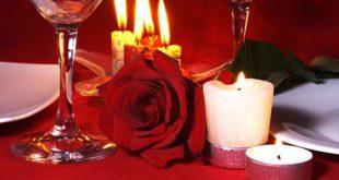 عشاء رومنسي