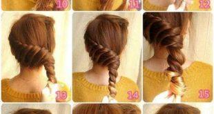 كيفية عمل تسريحات شعر