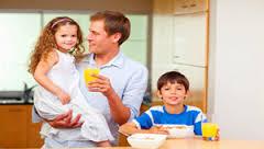 صوره نصائح لتشركى زوجك فى تربيه الاولاد