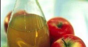 خل التفاح مع العسل على الريق