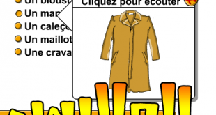 صوره الكلمات المستعملة بكثرة في اللغة الفرنسية