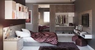 صوره صور ديكورات غرف نوم , ديكوار جذاب لغرفه نومك