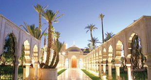 قصر نماسكار بمراكش