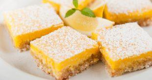 حلوى الليمون