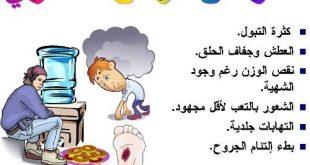 صور اعراض مرض السكري