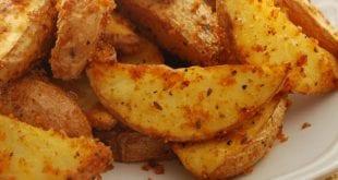 صوره طريقة عمل البطاطس المشوية