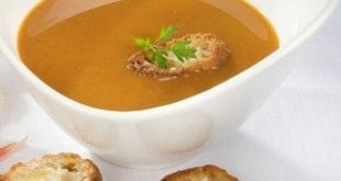حساء السمك الجزائري