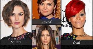 صور انواع قصات الشعر الطويل