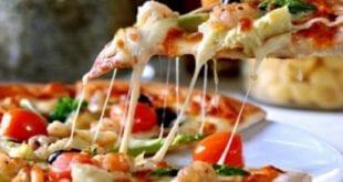 صور وصفة بيتزا ايطالية