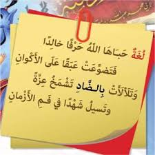 قوة اللغة العربية