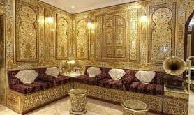 صور مجلس مغربي