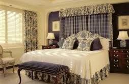 صور موديلات ستائر غرف النوم