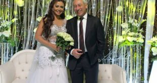صور رانيا يوسف وزوجها طارق