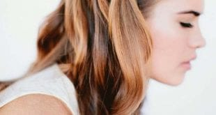 تصفيفات الشعر المتوسط , من اجمل صور قصات الشعر المتوسطة