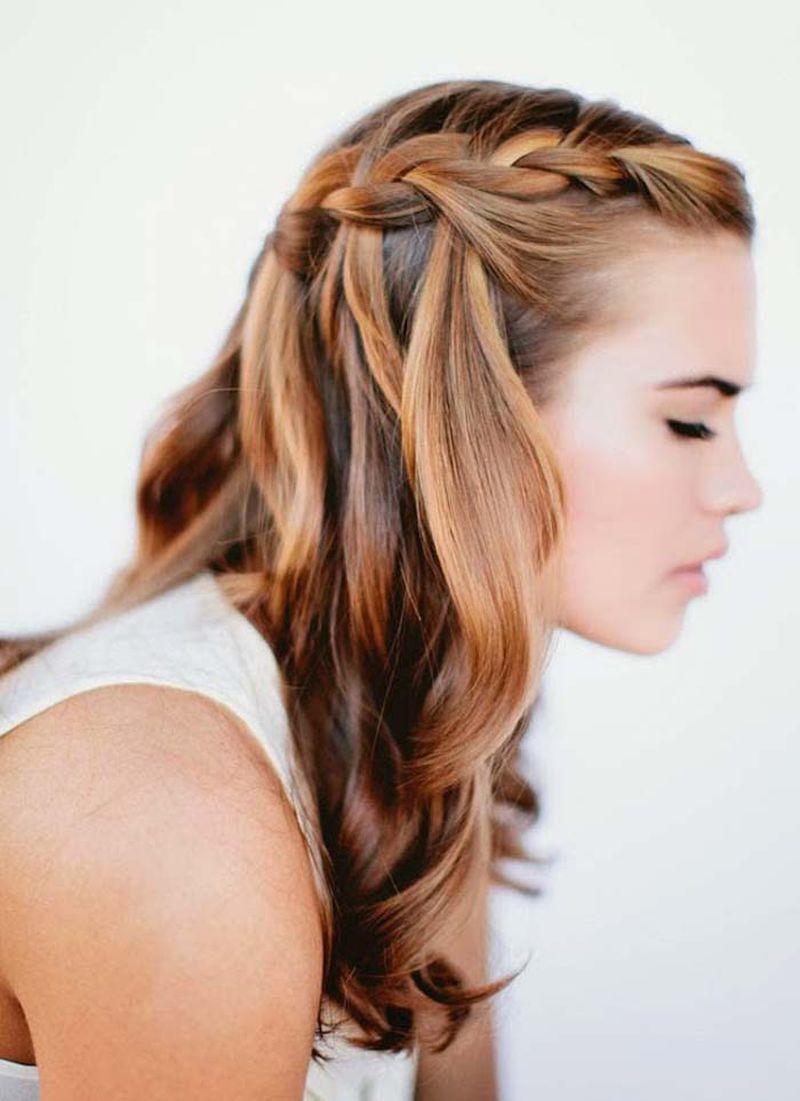 صوره تصفيفات الشعر المتوسط , من اجمل صور قصات الشعر المتوسطة
