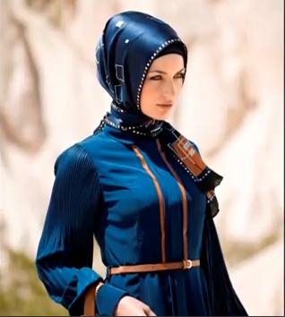 صور صور حجابات جديدة اروع واجمل مايمكن ان تلبسه النساء والبنات