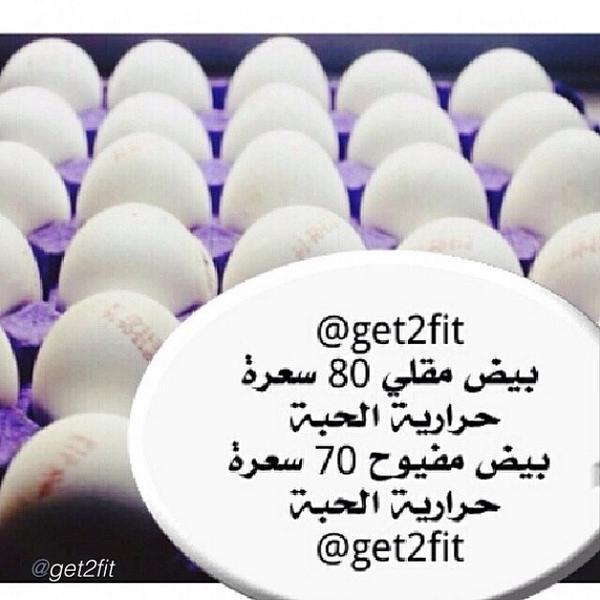 صورة معلومات جديدة عن السعرات الحرارية في البيض , سعرات البيض الحراريه