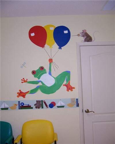 بالصور تزيين جدران الروضة , تزين الفصول للطفل 10733 1