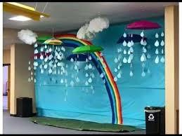 بالصور تزيين جدران الروضة , تزين الفصول للطفل 10733 3