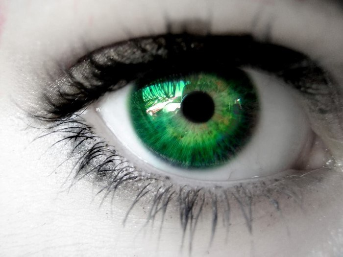 صورة علامات جمال العيون , تعرف على الجمال من العيون