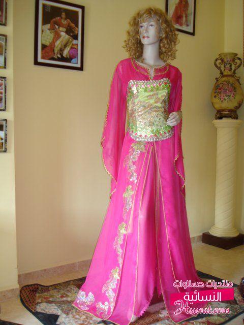 بالصور فساتين منزلية مغربية , فستان بيتى من المغرب 20759 5