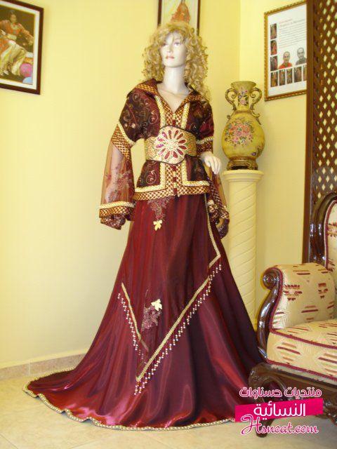 بالصور فساتين منزلية مغربية , فستان بيتى من المغرب 20759 8