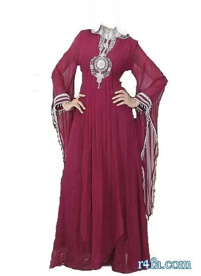 صوره فساتين منزلية مغربية , فستان بيتى من المغرب