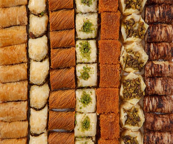 صورة انواع الحلويات الشرقية وطريقة عملها , شرح عمل الحلويات الشرقية بسهوله