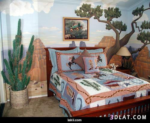 بالصور غرف نوم عجيبة وغريبة , اغرب ديكورات غرف النوم
