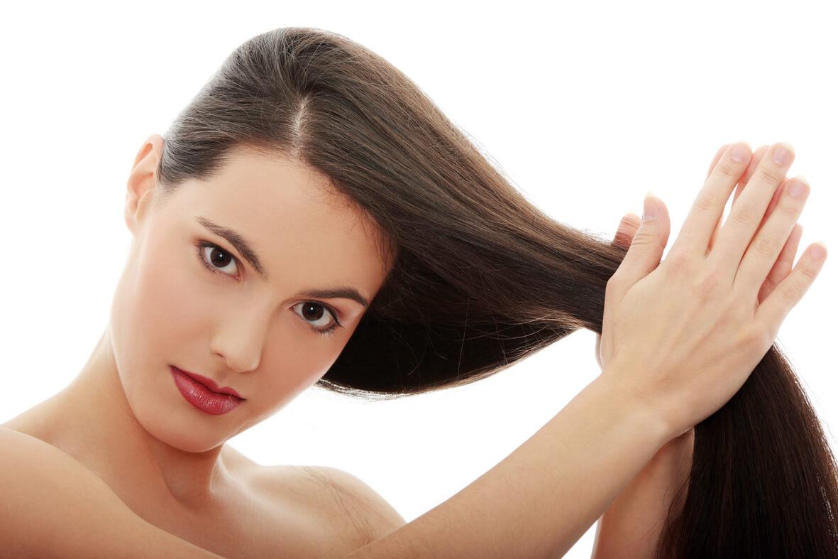 صورة علاج تساقط الشعر والقشرة , طرق علاج القشرة وتساقط الشعر