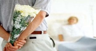 صورة فضل زيارة المريض , عيادة المرضى وثوابها