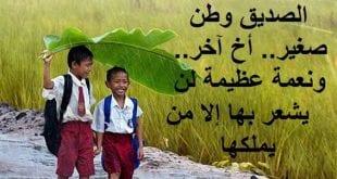 بالصور شعر صداقه , اجمل كلمات شعر عن الصداقه 74871 1 310x165