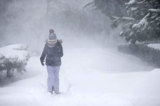بالصور شتاء قارس , اغرب الصور عن الشتاء القارس 74878 5