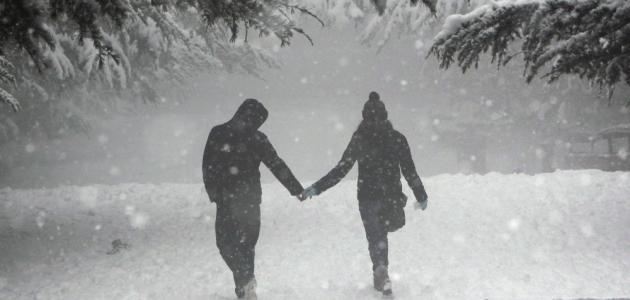 بالصور شتاء قارس , اغرب الصور عن الشتاء القارس 74878 7