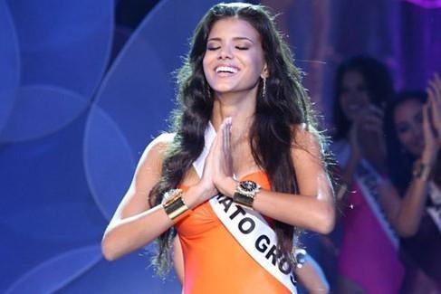 بالصور ملكة جمال البرازيل , رونالدو وملكة جمال البرازيل 74905 7