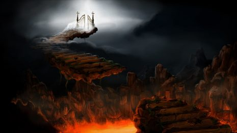 بالصور القيامة في المنام , تفسير حلم او رؤية يوم القيامة فى النوم 74791