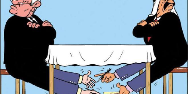 بالصور كاريكاتير سياسي , اجمل صور الكاريكاتير السياسى المعبره 74793 2