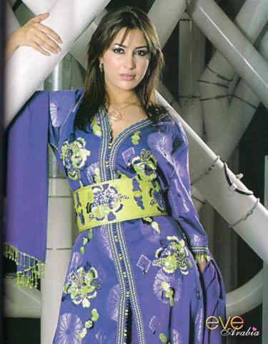 بالصور الاناقة المغربية , بالصور احلى واجمل الازياء المغربية 74795 8