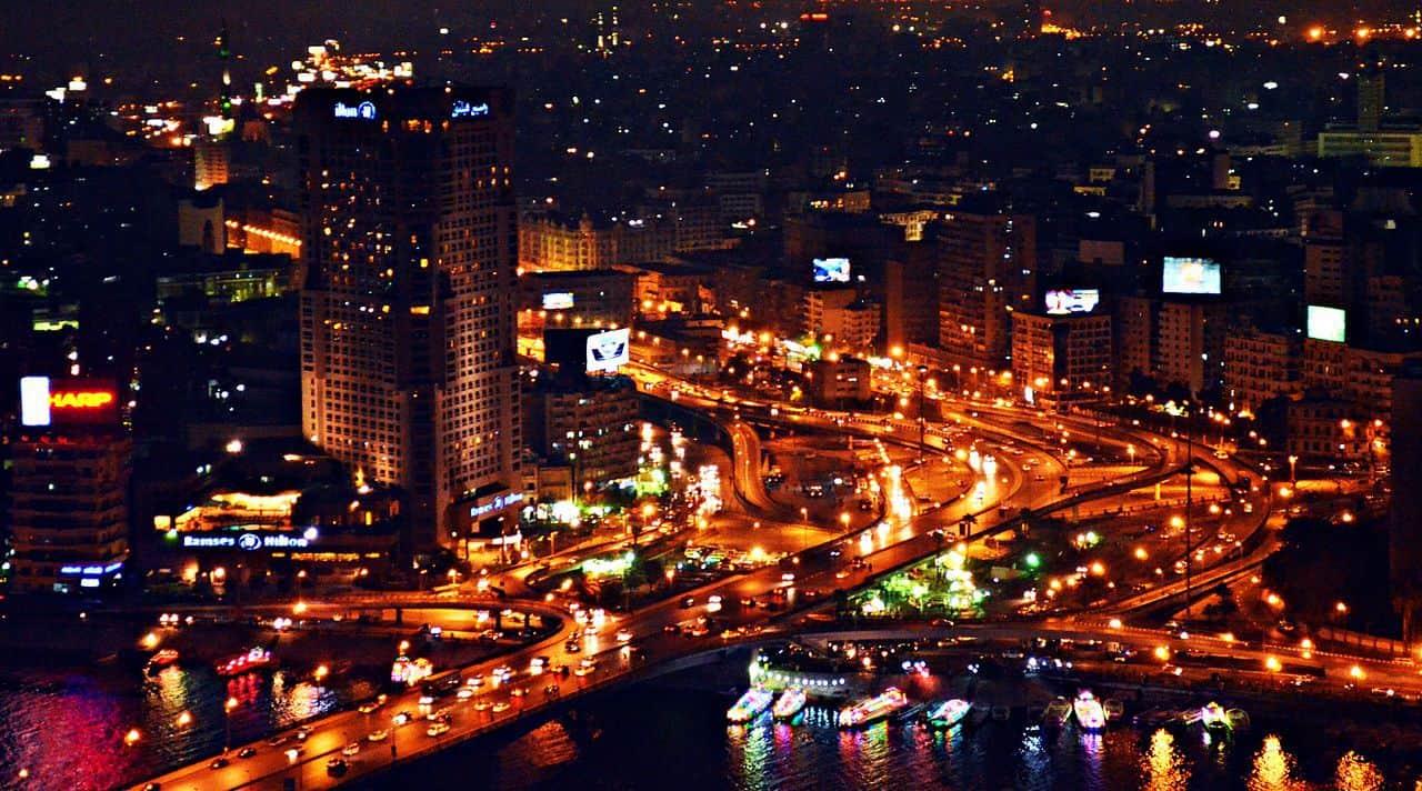 بالصور القاهرة ليلا , تمتع باجمل صور القاهره فى الليل 74810 2