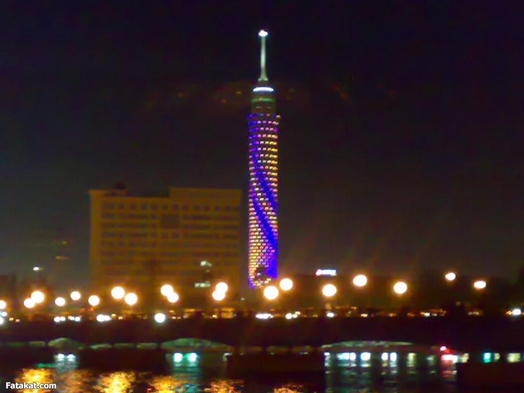 بالصور القاهرة ليلا , تمتع باجمل صور القاهره فى الليل 74810 7