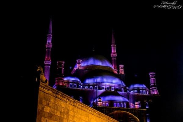 بالصور القاهرة ليلا , تمتع باجمل صور القاهره فى الليل 74810 8