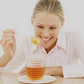 صورة فوائد العسل للحامل