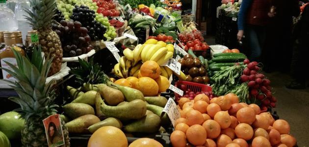 صور فوائد الخضار والفواكه , عايزة تحفظى على صحتك وبشرتك كلى خضار وفاكهة كتير